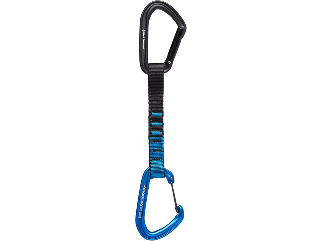 Black Diamond HotForge Hybrid Quickdraw 16cm, blue